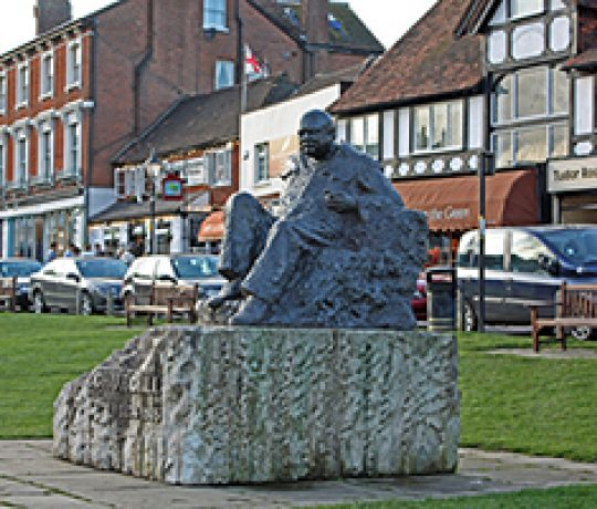 Kent villages that are good for London commuters
