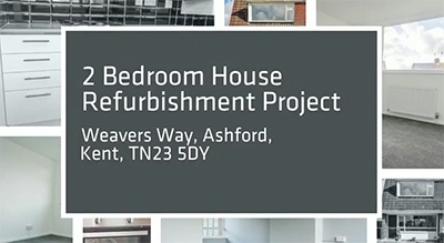 successful property investment refurbishment