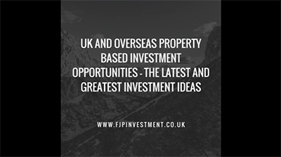 six tips for UK property investment