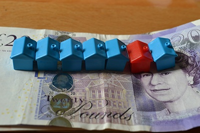 save money property investment