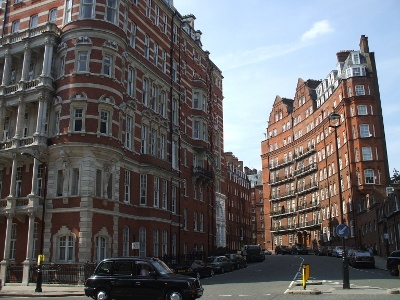 London Property Prices Increase