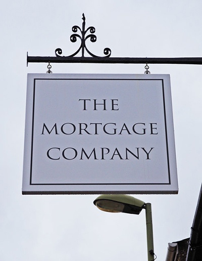 decrease in mortgage lending rate UK