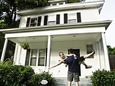 numbers of young property owners decreasing