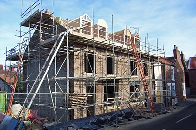 New fund for faster house building in England