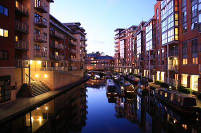 UK regeneration hotspots buy to let