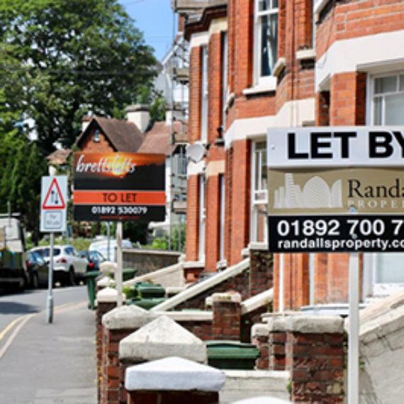 UK rents stable December 2019