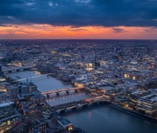 rapid recovery London property market