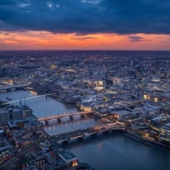rapid recovery London property market
