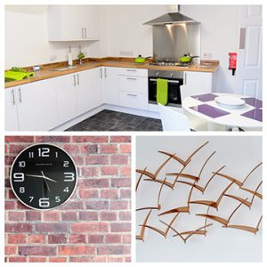 Broadmead Road Kitchen Collage